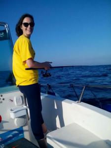 a pesca 3 giorni